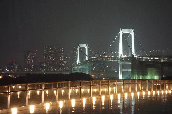 夜景がきれいな写真