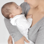 ママと赤ちゃんの写真