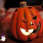 ハロウィンのかぼちゃの画像