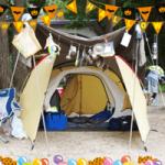 ハロウィンキャンプ
