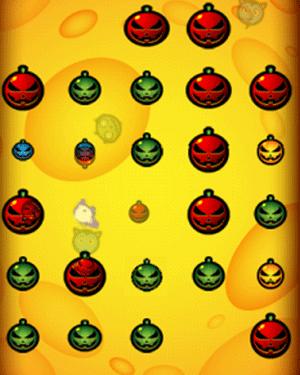 ハロウィンのアプリ