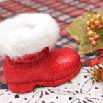 サンタの靴