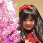 クリスマスは子供と仮装