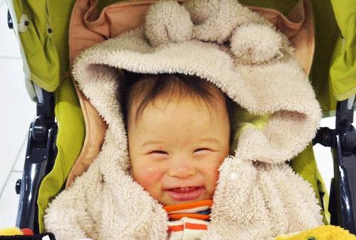 赤ちゃんモデル