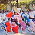 阿波踊りの画像